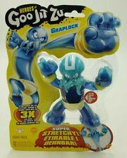 Heroes of Goo Jit Zu Graplock Action Figure Hero Pack New Damaged Package