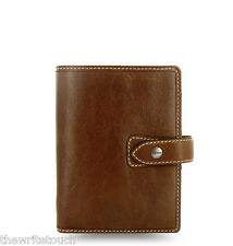 Filofax Pocket Size Malden Organizer- Ochre Leather - 025842 Just Arrived