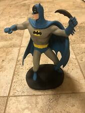 Warner Bros Studio Store Batman Silverage Figurine 2000 LARGE