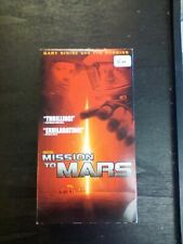 Mission to Mars (VHS, 2000)
