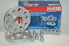 H&R DRA Spurverbreiterung, Spurplatten,Distanzscheiben 40mm 2x20mm 5/112 57,1 VW