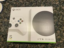 Microsoft Xbox Series S 512GB Video Game Console - White - SHIPS FAST 🚚💨