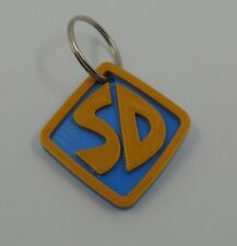 Scooby Doo Dog Collar Tag   Scooby-Doo   Scooby Collar   Scooby Pendant  