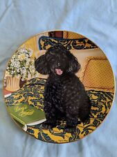 Cozy Companion By Higgins Bond The Danbury Mint Collectors Plate