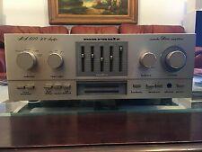 Marantz Integrated Amplifier - Model MA-600 DC