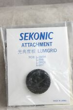 Sekonic Lumigrid Reflected Light Attachment for L28 or 398 Series, New