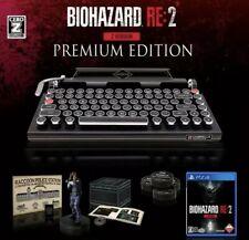 BIOHAZARD Resident Evil 2 Z Version Premium Edition incl. Qwerkywriter *SEALED*