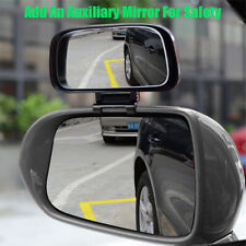 Parking multi-purpose auxiliary rearview mirror Blind Spot Rear Side View mirror