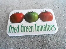 VINTAGE PROMO  PINBACK BUTTON #106-035 - FRIED GREEN TOMATOES