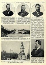Volksschullehrer Paul mirus en la lucha contra el impfzwang c.1911