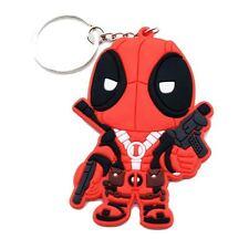 Keychain / Porte-clés - Marvel Comics Deadpool Double Side