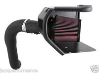 KN AIR INTAKE KIT (63-1567) 63 HIGH FLOW INDUCTION PERFORMANCE