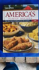 NEW BOOK:  Taste of Home AMERICA'S FAMILY RECIPES 2006 Best Home Cooking SALE!
