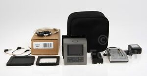 """HASSELBLAD DIGITAL CAMERA BACK """" CF-39 """" WITH 2 ADAPTERS INCL. FOR """"H"""" AND 503CW"""