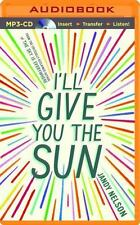 I'll Give You the Sun by Jandy Nelson (2015, MP3 CD, Unabridged)