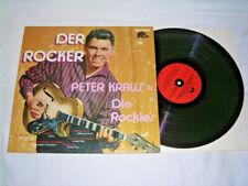 LP - Peter Kraus & Die Rockies Der Rocker - Bear Family BFX # cleaned