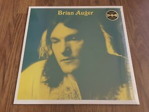 BRIAN AUGER - BRIAN AUGER LP NEW SEALED