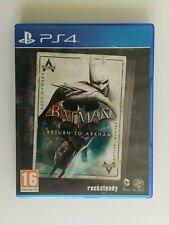 Batman Return To Arkham / PS4 / VF / PAL / FR