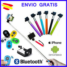 PALO SELFIE  Extensible MONOPOD + Mando BLUETOOTH + Soporte IPHONE ANDROID