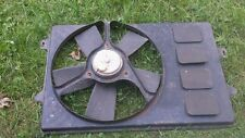 1989 Merkur XR4TI electric fan used