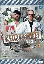 Mythbusters : Season 2 (DVD, 2008, 6-Disc Set)
