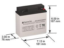 12 Volt 18 Amp Para Systems Minuteman PX 10/1.4 Replacement by SigmasTek