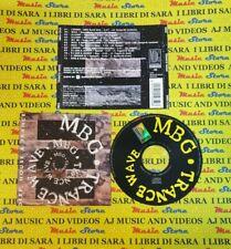 CD compilation MBG TRANCE WAVE lithium alkemy dj luke karma groove(C50) no mc lp