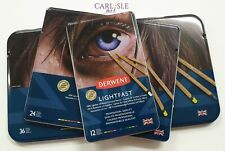 Derwent Lightfast - Oil-based Coloured Pencils - Choose Your Set