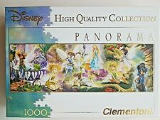 Clementoni Disney Tinkerbell 1000 Pcs Panorama Jigsaw Puzzle High Quality Coll