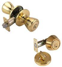 44535 Lockset + Knob Deadbolt 4 Pack  REO Preservation Foreclosure Contractor