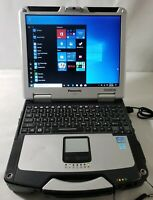 Panasonic ToughBook CF-31 MK3 i5-3320M 4GB RAM 2.60GHz 500GB HDD CD/DVD Win10 P