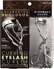 Koji Makeup Curving Eyelash Curler with Protective Case JAPAN