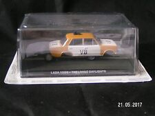 JAMES BOND CARS COLLECTION LADA 1500 THE LIVING DAYLIGHTS