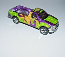 1996 Hot Wheels 1997 Ford F-150 Pick-up Fancy Detail Work