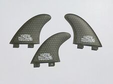 PACIFIC VIBRATIONS FCS 2.1 fin Kelly Slater TEMPLATE TRI 3 SURFBOARD FINS