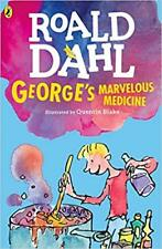 GEORGE'S MARVELLOUS MEDICINE  by ROALD DAHL  NEW