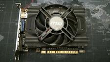 MSI GeForce GTX 650 1GB GDDR5 PCIe Graphics Card. N650-2GD5/OC