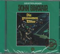 JOHN SINCLAIR - CD Teil 64 - Die grausamen Ritter - Tonstudio Braun NEU