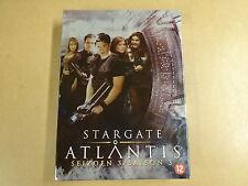 5-DISC DVD BOX / STARGATE ATLANTIS - SEIZOEN 3 / SAISON 3