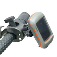 Golf Handlebar Clamp mount & Dedicated Cradle for Garmin Alpha GPS