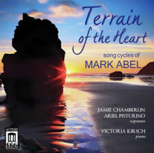 Mark Abel : Terrain of the Heart CD (2014) ***NEW***