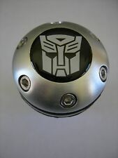 TRANSFORMER IRON MASK AUTO BOT ALUMINUM LEATHER GEAR SHIFT KNOB UNIVERSAL