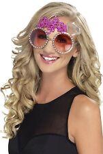 DONNA ADDIO AL NUBILATO ROSA Bride To Be Occhiali Accessorio Vestito