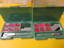 2   x  Clinique Clinique lip palette Pink Beach Watermelon Pure Posh Waterviolet
