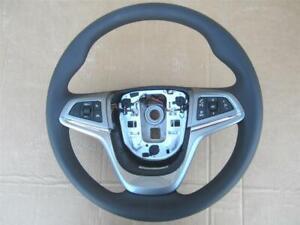 OEM 2014-17 Chevrolet Caprice PPV Steering Wheel Urethane Cruise Control & Radio