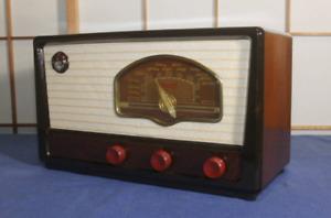 Japanese Antique RADIO!!General 6S-5型 1950'S!!!