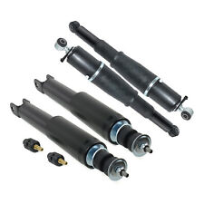 4Pcs Air Suspension Shock Absorbers Front Rear for Chevrolet GMC Yukon Cadillac