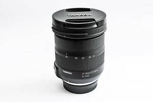 Tamron - 17-35 f/2.8-4 full-frame zoom lens for Nikon, near-mint