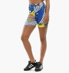 Adidas Originals Rita Ora Women's Super Shorts New S23569 Size UK 16