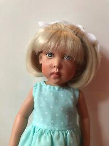 "Beautiful 12"" Helen kish doll"